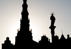 From Berlin through Dresden, Prague, Krakow to Warsaw. Eastern Europe Pilgrimage Tour