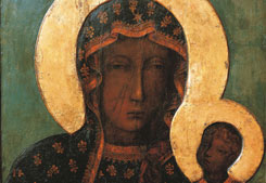 Czestochowa and the Black Madonna