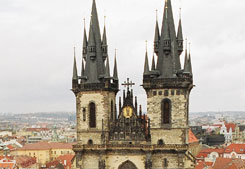 Pilgrimage Tour from Prague through Krakow to Warsaw